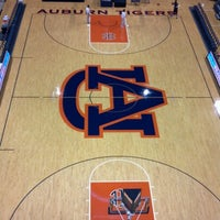 Photo taken at Auburn Arena by JoJo J. on 10/30/2012