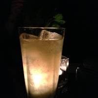 Photo taken at Prescription Cocktail Club by Romain M. on 1/21/2013
