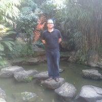 Photo taken at Jardim Oriental by Thiago G. on 4/28/2013