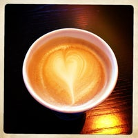 Photo taken at Wayne's Coffee by lo on 3/9/2013
