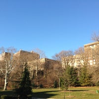 Photo taken at Morningside Park by Daniel on 1/18/2013