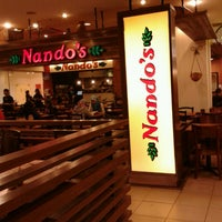 Photo taken at Nando's by aneEs (. on 3/3/2013