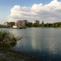 Photo taken at Bilkent Gölü by Meltem S. on 7/21/2016