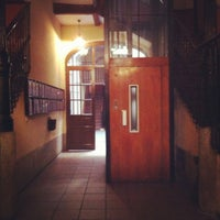 Photo taken at Hostal Vera by Diana H. on 10/10/2012