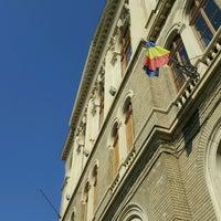 Photo taken at Universitatea Babeș-Bolyai by Eric R. on 9/8/2016
