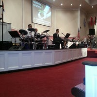 Photo taken at International Christian Center by Raymond C. on 1/27/2013