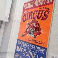 Photo taken at Hinchliffe Stadium by Jeff S. on 10/8/2014