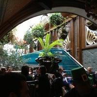 Photo taken at Café en Seine by Luca C. on 3/17/2013