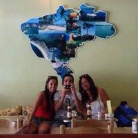 Photo taken at Cafe Brazil by Felipe P. on 12/8/2012