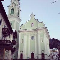 Photo taken at Toblach / Dobbiaco by Jacopo P. on 12/21/2012