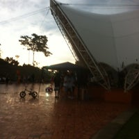 Photo taken at Concha Acústica by Roberto G. on 10/19/2013