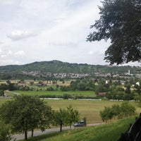 Photo taken at Schwärzlocher Hof by Mark L. on 7/23/2016