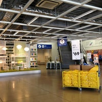 Photo taken at IKEA by Sawako on 2/21/2013