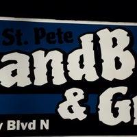 Photo taken at SandBar & Grill by A aron on 1/5/2014