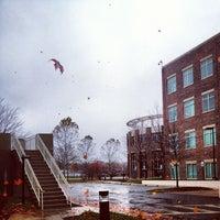 Photo taken at Wellesley Gateway by Simon S. on 10/29/2012