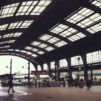 Photo taken at Estación de A Coruña-San Cristovo by Antonio R. on 12/16/2012