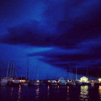 Photo taken at Scotty's Landing by Taylor M. on 9/19/2012