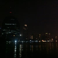 Photo taken at Khlong San Pier by Kitty_oh on 2/9/2013