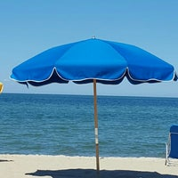 Photo taken at Cliffside Beach Club by A M. on 8/14/2015