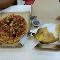 Photo taken at Domino's Pizza by Amiera J. on 10/12/2015