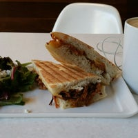 Photo taken at deVille Luxury Coffee & Pastries by Elise A. on 12/2/2014