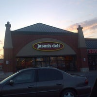 Photo taken at Jason's Deli by Keith H. on 4/5/2013