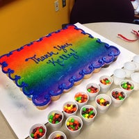 Photo taken at LGBT Student Services by B.J. F. on 6/25/2013