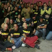 Photo taken at The Jungle MMA & Fitness by The Jungle MMA on 11/12/2012
