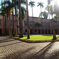 Photo taken at Arquivo Nacional by Rachel T. on 7/18/2013
