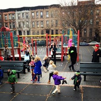 Photo taken at Park Slope Playground by Alex A. on 12/2/2012