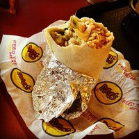 Photo taken at Moe's Southwest Grill by Anthony A. on 10/1/2012