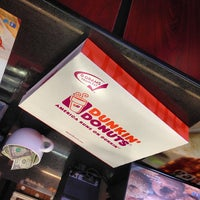 Photo taken at Dunkin' Donuts by Anthony A. on 4/26/2013