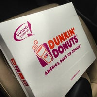Photo taken at Dunkin' Donuts by Anthony A. on 4/12/2013