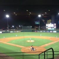 Photo taken at Bowling Green Ballpark by Slim N. on 6/6/2013