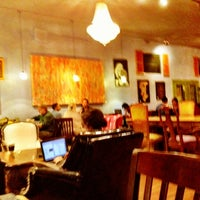 Photo taken at Lestat's Coffee House by John E. on 12/1/2012