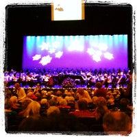 Photo taken at Warner Theatre by Matt F. on 12/8/2013