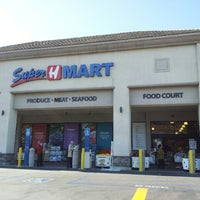 Photo taken at Super H Mart by Ron T. on 2/13/2013