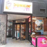 Photo taken at Dunkin Donuts by Andrew K. on 10/19/2016