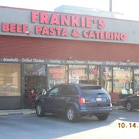 Photo taken at Frankie's Beef by Andrew K. on 10/21/2016