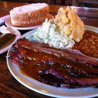 Photo taken at Salt Lick Bar-B-Que by Richard Z. on 12/14/2012