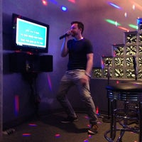 Photo taken at Karaoke Bleu by Paula W. on 6/20/2014