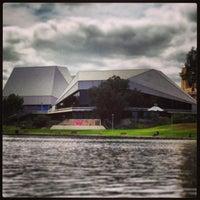 Photo taken at Adelaide Festival Centre by Jarrod L. on 1/9/2013