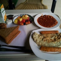 Photo taken at The French Loaf by Rohit N. on 10/20/2012
