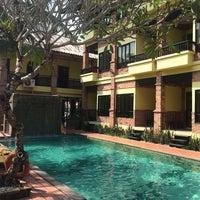 Photo taken at Motive Cottage Resort by Suj on 2/9/2016