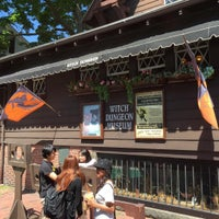 Photo taken at Witch Dungeon Museum by Cari on 8/7/2015