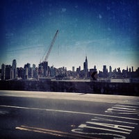 Photo taken at Lincoln Tunnel Helix by Cari on 9/23/2012