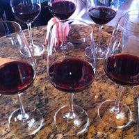Photo taken at Bounty Hunter Wine Bar & Smokin' BBQ by Michael D. on 2/10/2013