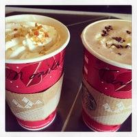 Photo taken at Starbucks by Teri F. on 11/14/2013
