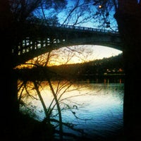 Photo taken at 40th St. Bridge by george h. on 11/17/2012