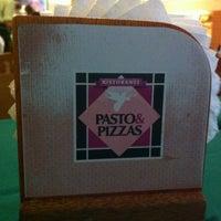 Photo taken at Pasto & Pizzas by Igor P. on 2/15/2013